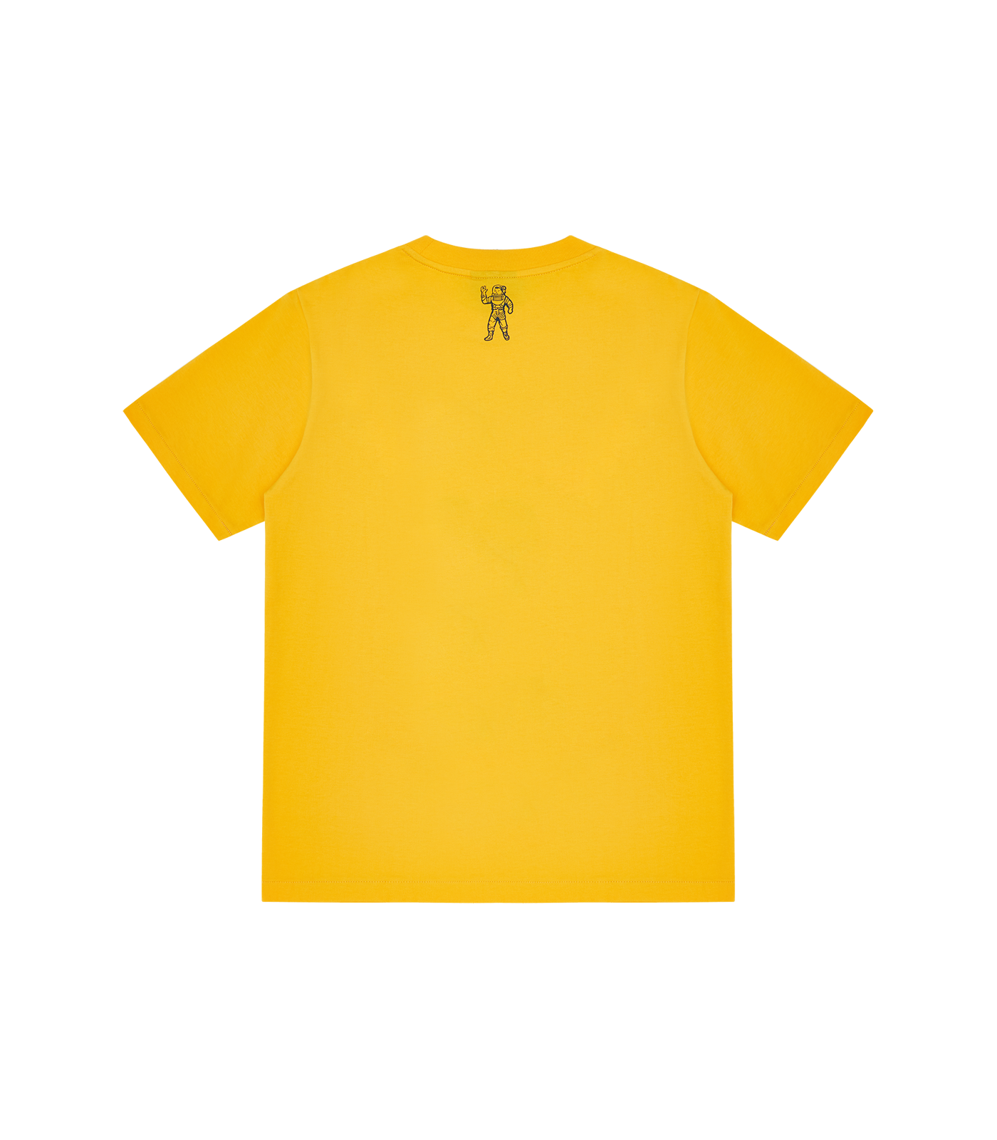 HEART LOGO T-SHIRT - YELLOW