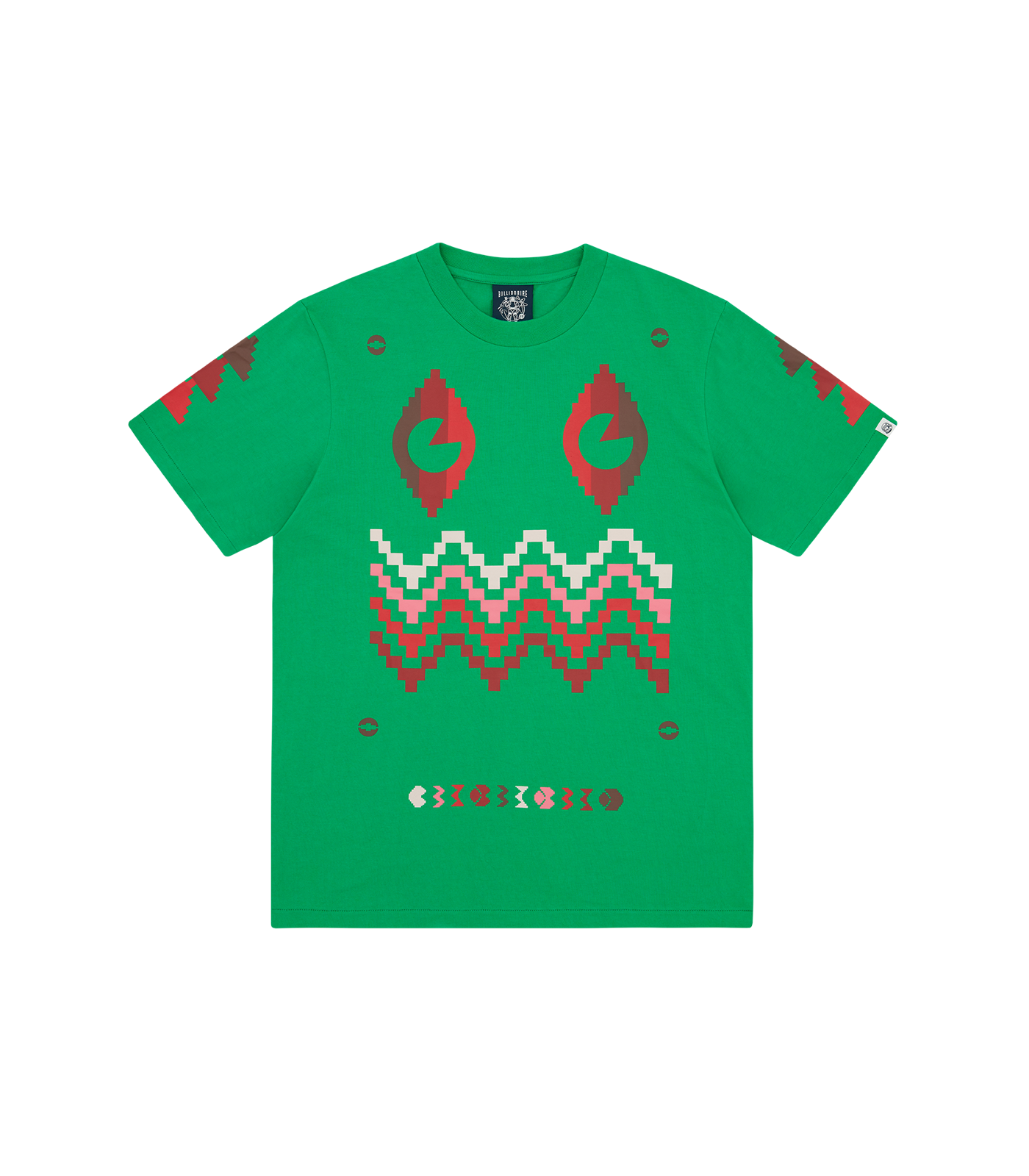 PATTERN T-SHIRT - GREEN