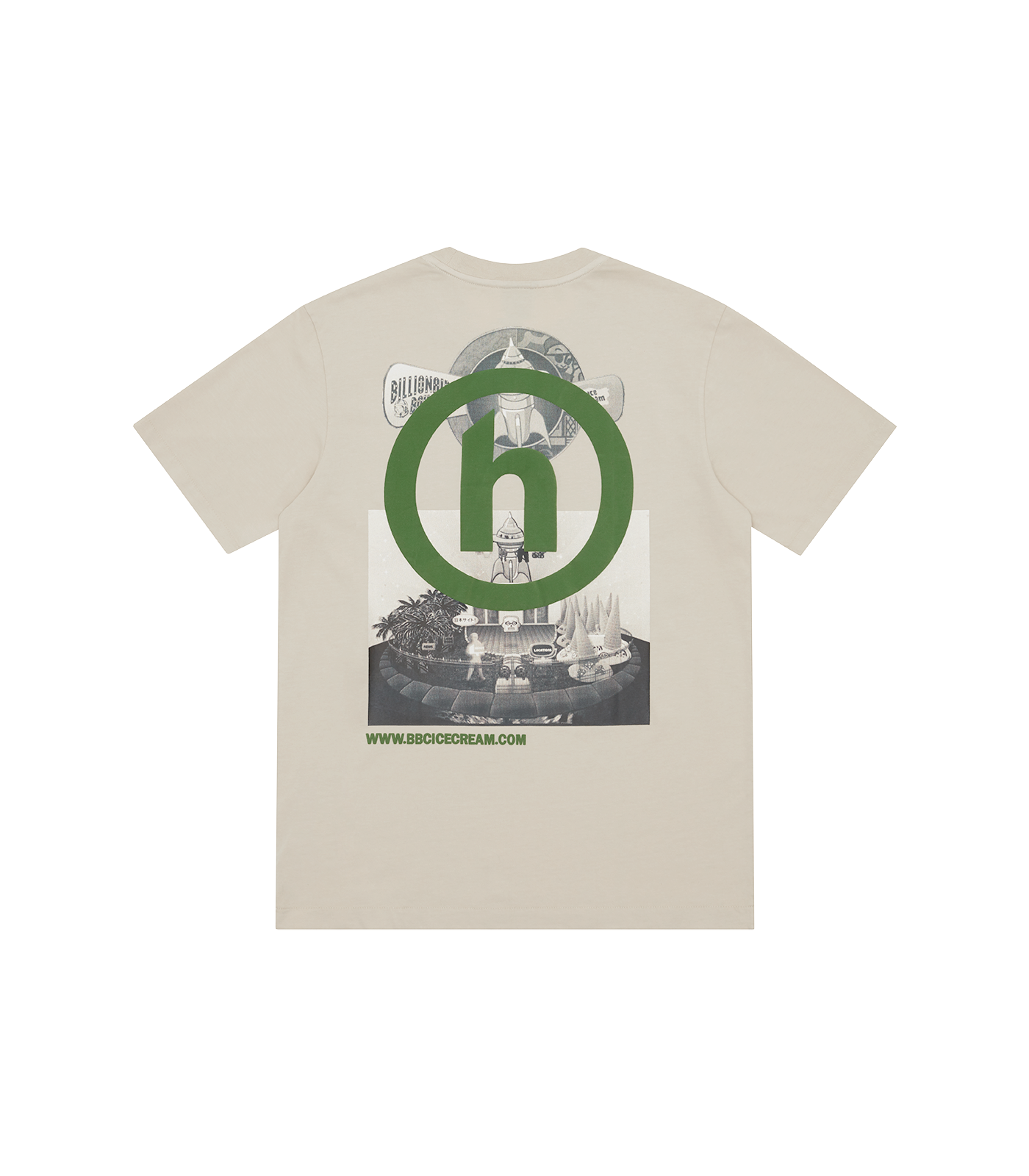 HIDDEN.NY ARCHIVE T-SHIRT