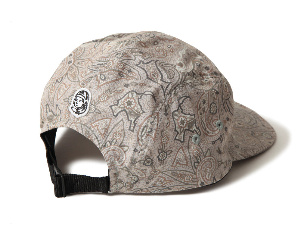 Billionaire Boys Club PAISLEY CAMPER HAT - WHITE
