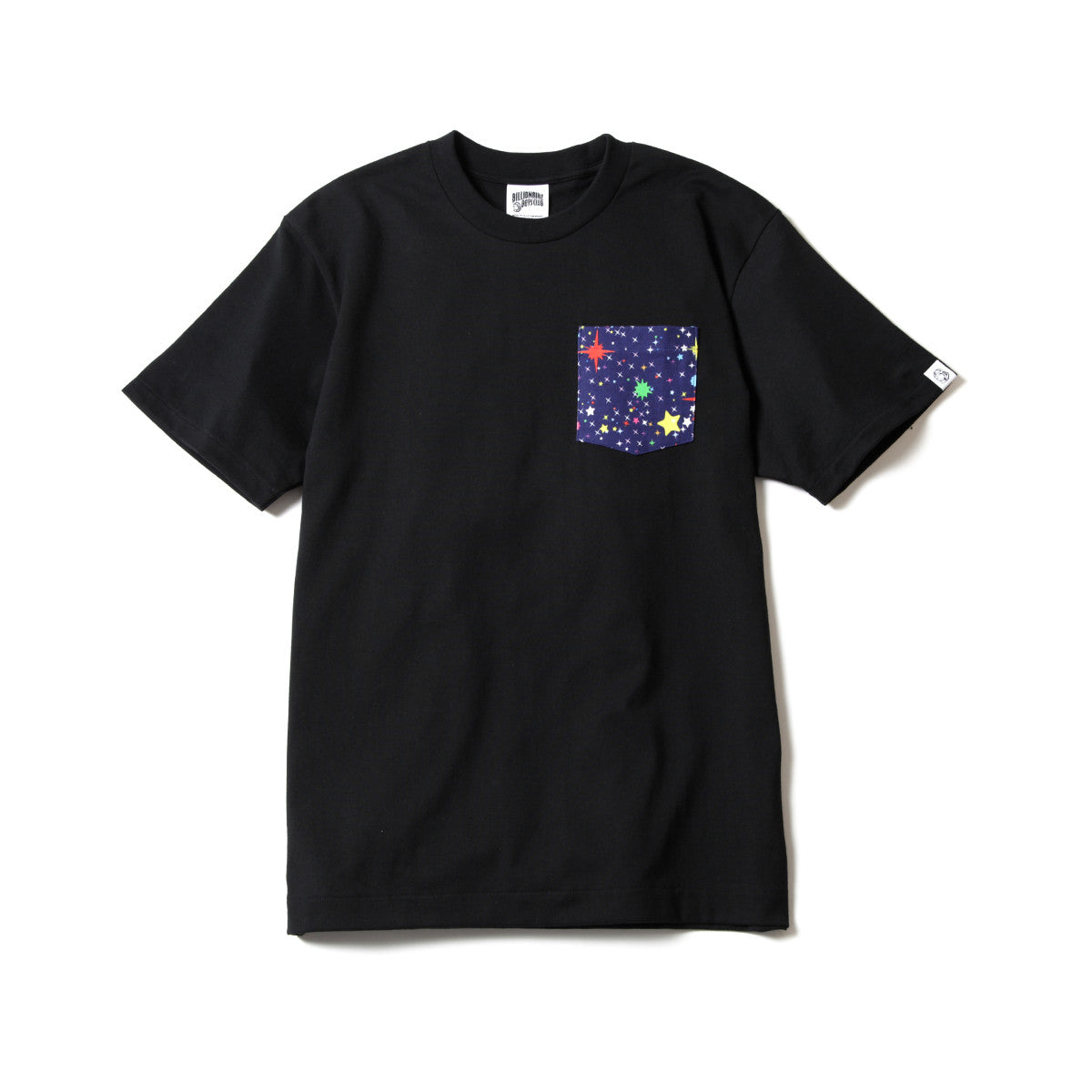 Billionaire Boys Club STARFIELD POCKET T-SHIRT BLACK