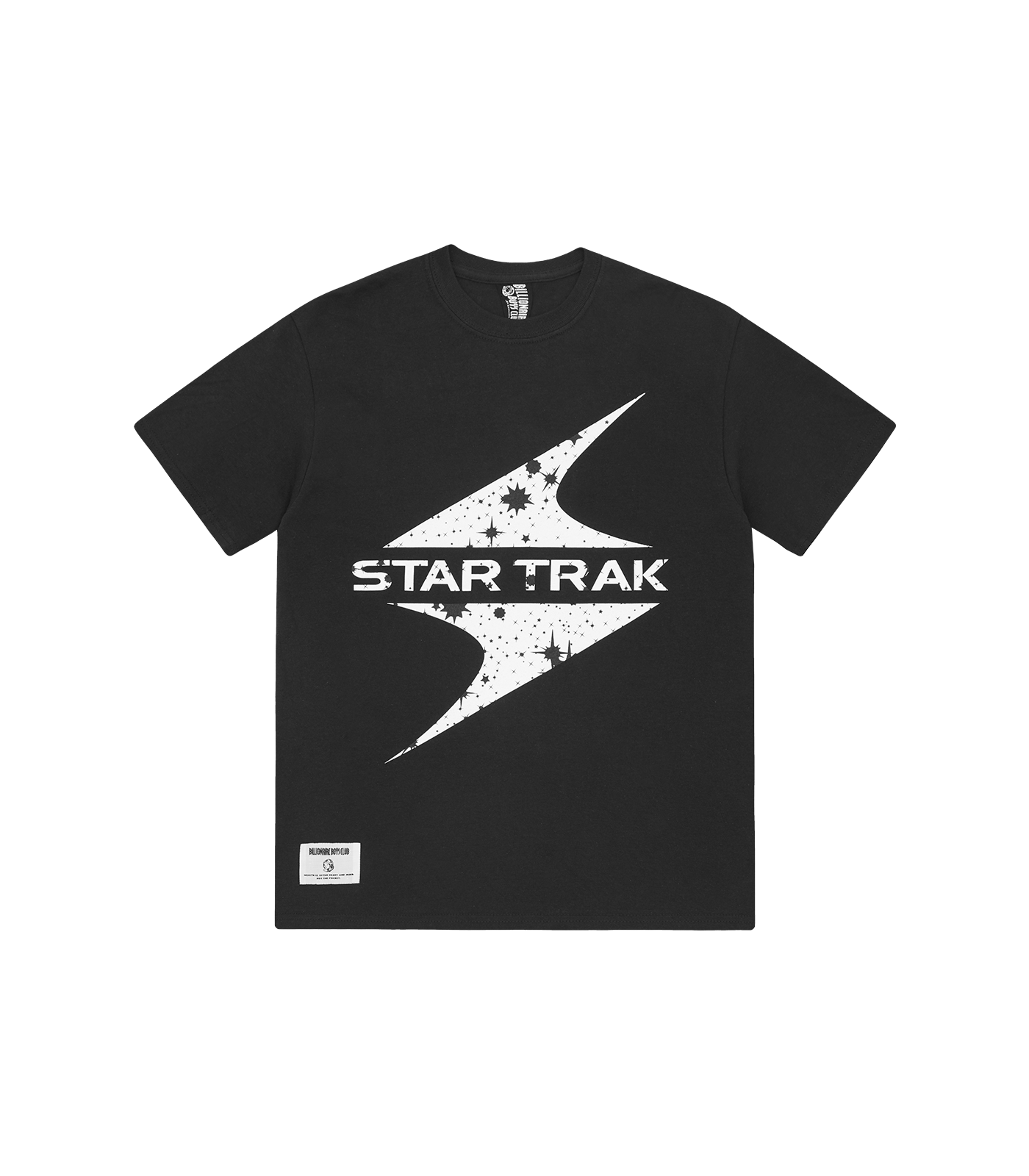STARTRAK STARFIELD T-SHIRT - BLACK