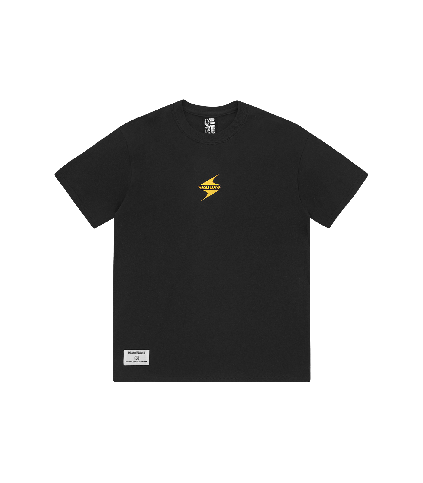 STARTRAK LOGO T-SHIRT - BLACK