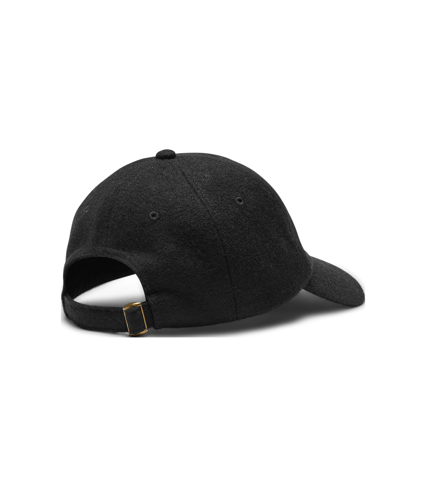 GREETINGS GRAPHIC CAP - BLACK