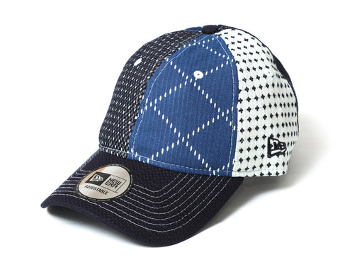 BBC X FDMTL NEW ERA PATCHWORK CAP - PATCHWORK
