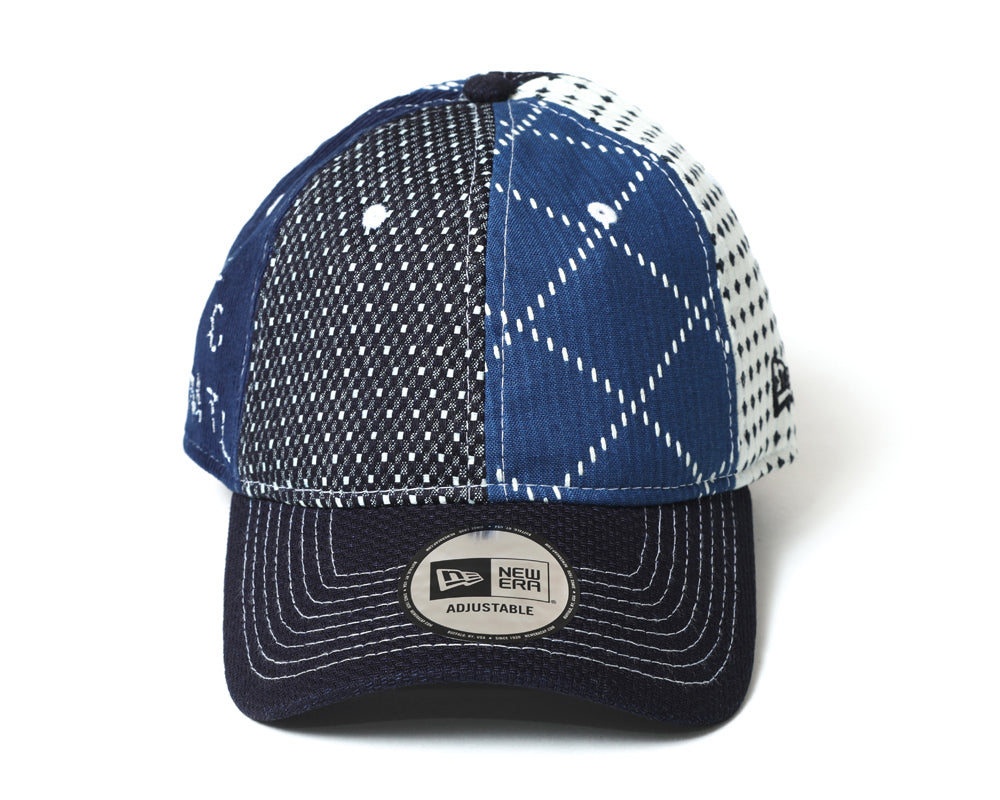 NEW ERA PATCHWORK CAP - PATCHWORK