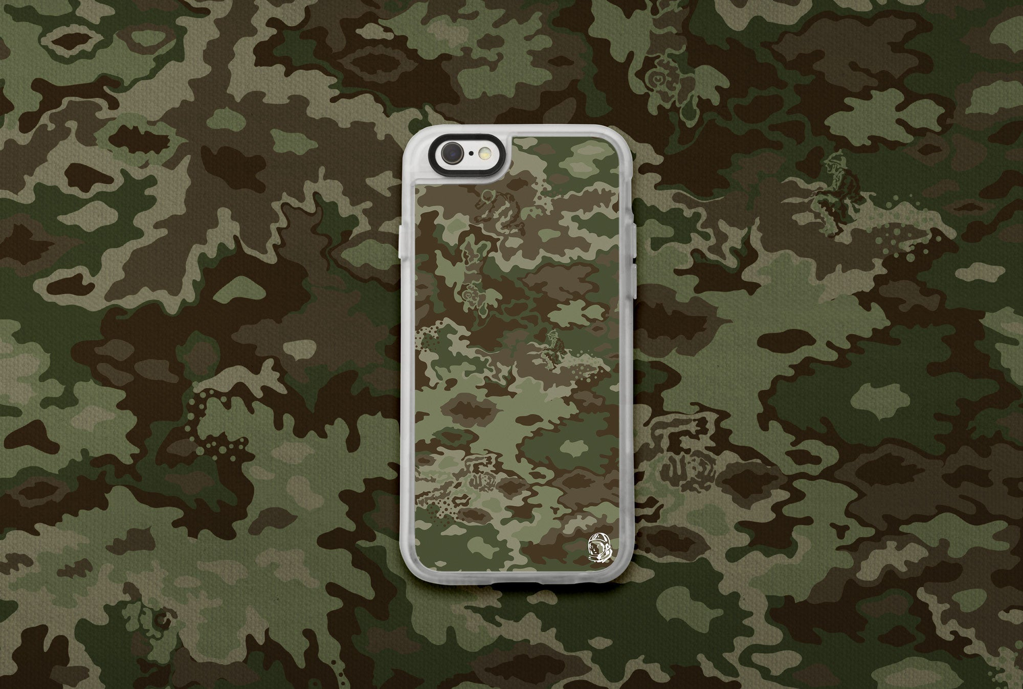 Billionaire Boys Club Casetify Camouflage iPhone Case