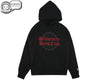 Billionaire Boys Club Fall '18 COLLEGE POPOVER HOOD - BLACK