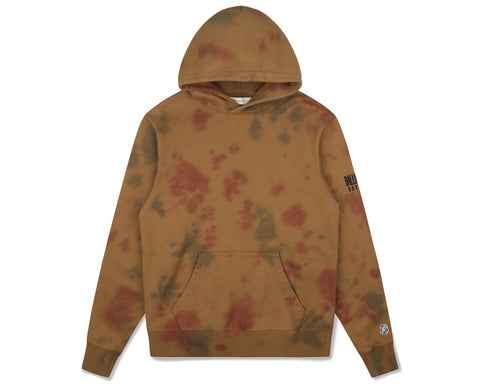 Billionaire Boys Club Fall '19 BLEACHED STRAIGHT LOGO POPOVER HOOD - BROWN