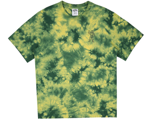 Billionaire Boys Club Pre-Fall '18 ENLARGING THE IDEAL BLEACHED T-SHIRT - YELLOW