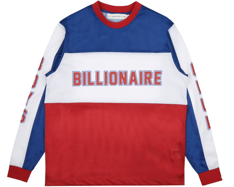 Billionaire Boys Club Pre-Spring '19 BMX L/S T-SHIRT - BLUE