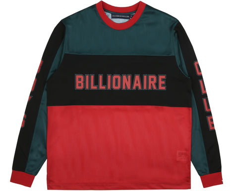 Billionaire Boys Club Pre-Spring '19 BMX L/S T-SHIRT - GREEN