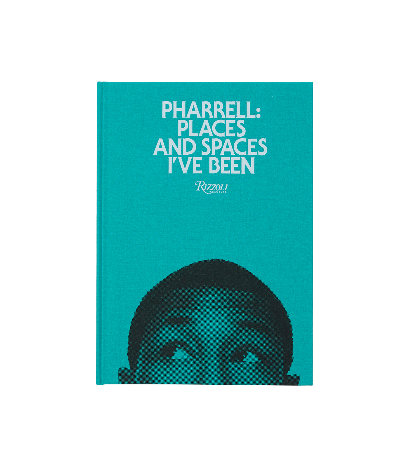 Pharrell: Places and Spaces I've Been Book - Green