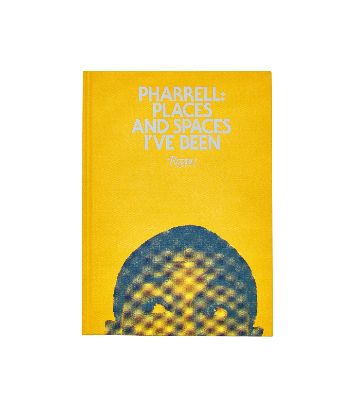 Pharrell: Places and Spaces I've Been Book - Yellow