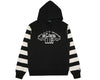 Billionaire Boys Club Pre-Spring '19 BUILT FOR THE FUTURE NOW POPOVER HOOD - BLACK