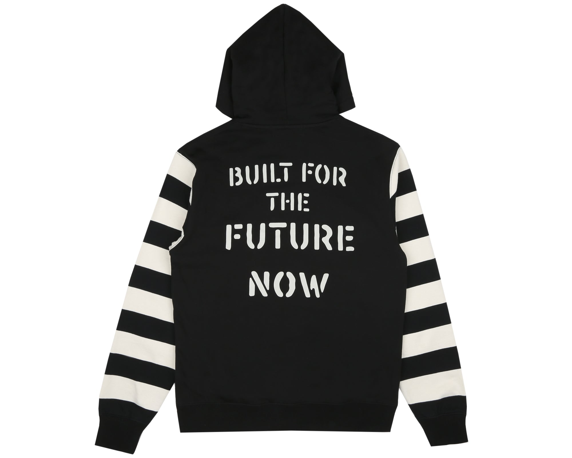 BUILT FOR THE FUTURE NOW POPOVER HOOD - BLACK