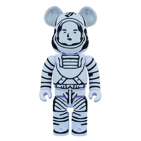 Billionaire Boys Club Pre-Spring '18 MEDICOM BE@RBRICK BILLIONAIRE BOYS CLUB ASTRONAUT TYO 400%