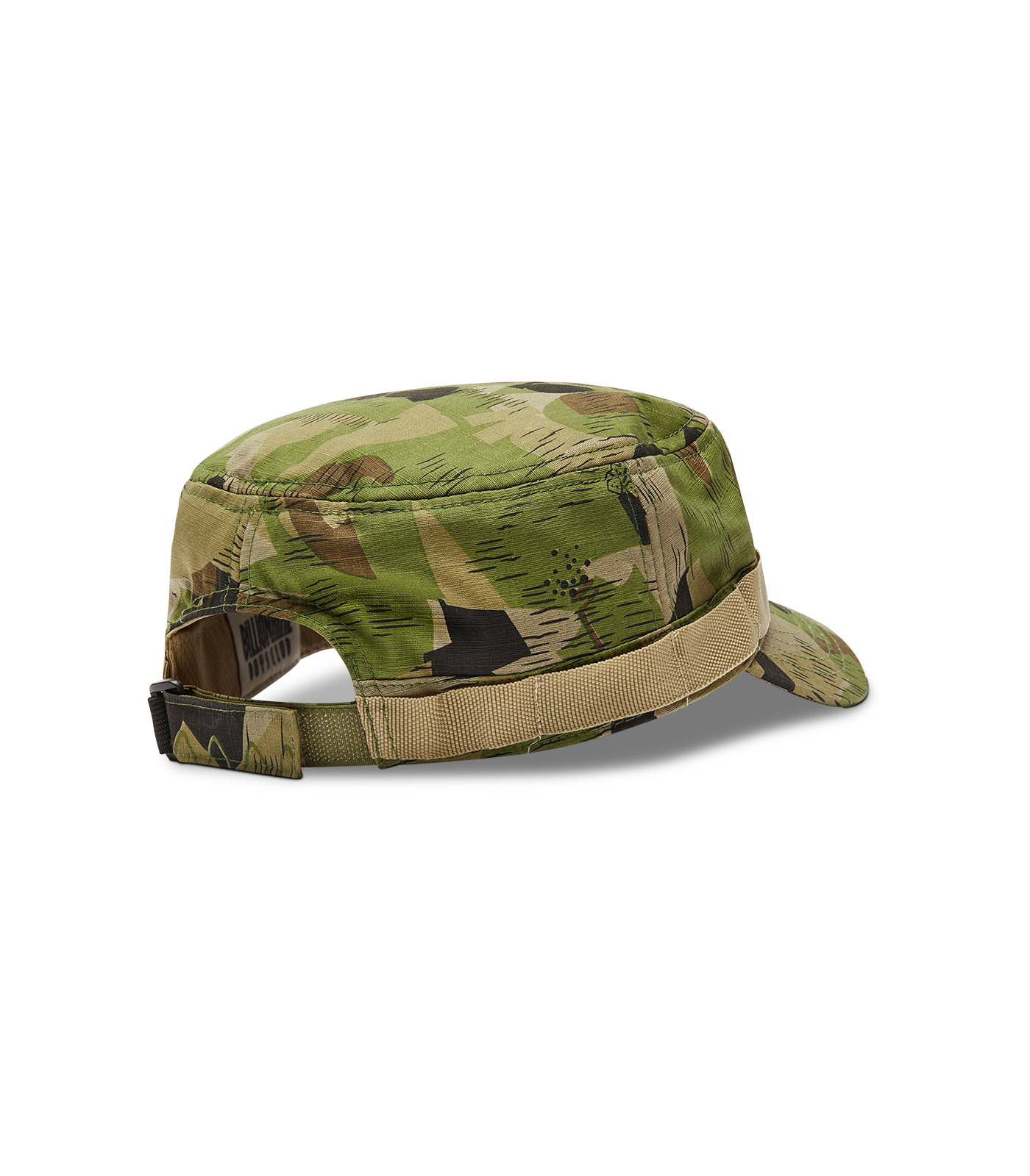 CAMO FIELD CAP - GREEN CAMO
