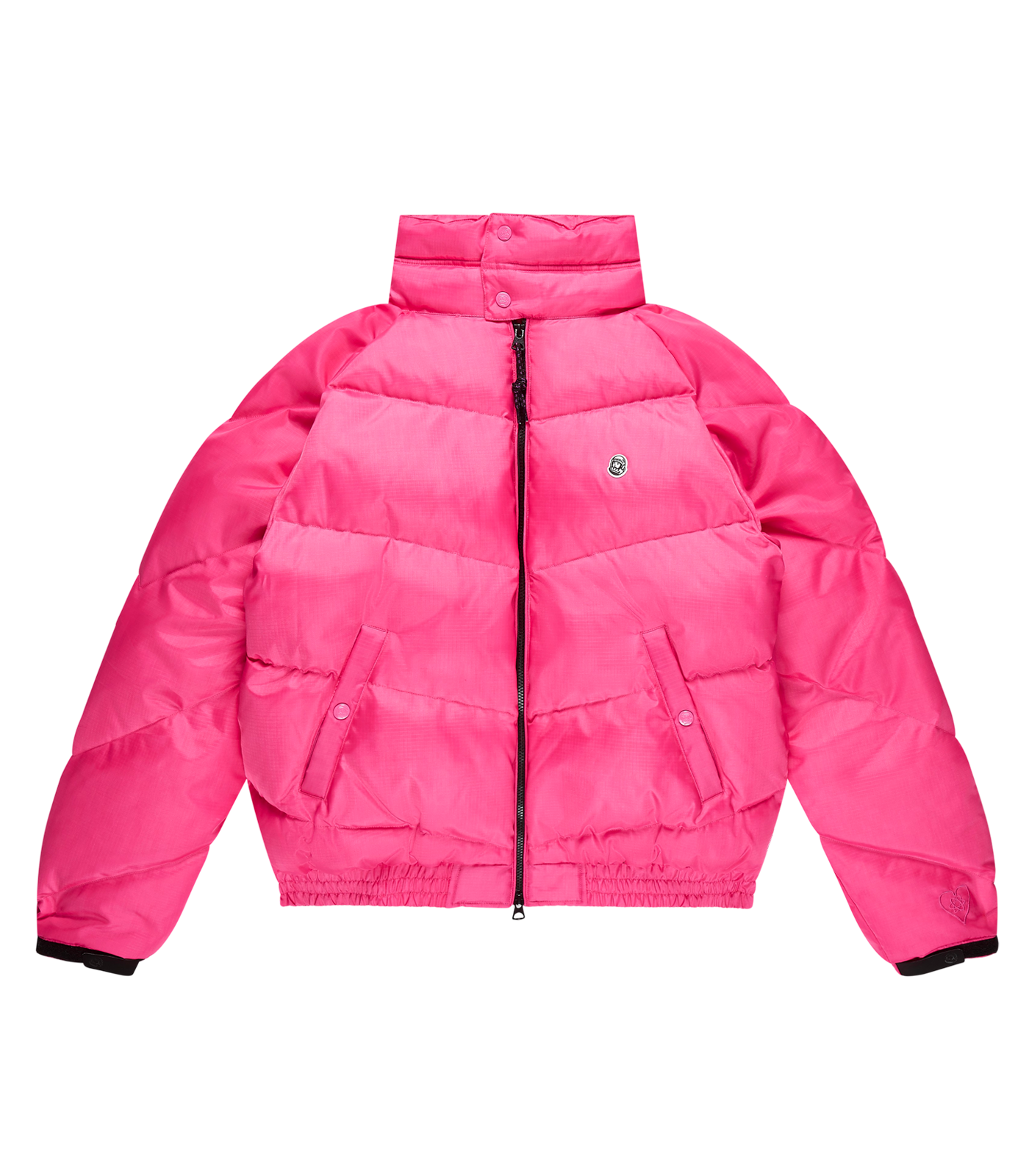 CLASSIC DOWN JACKET - PINK
