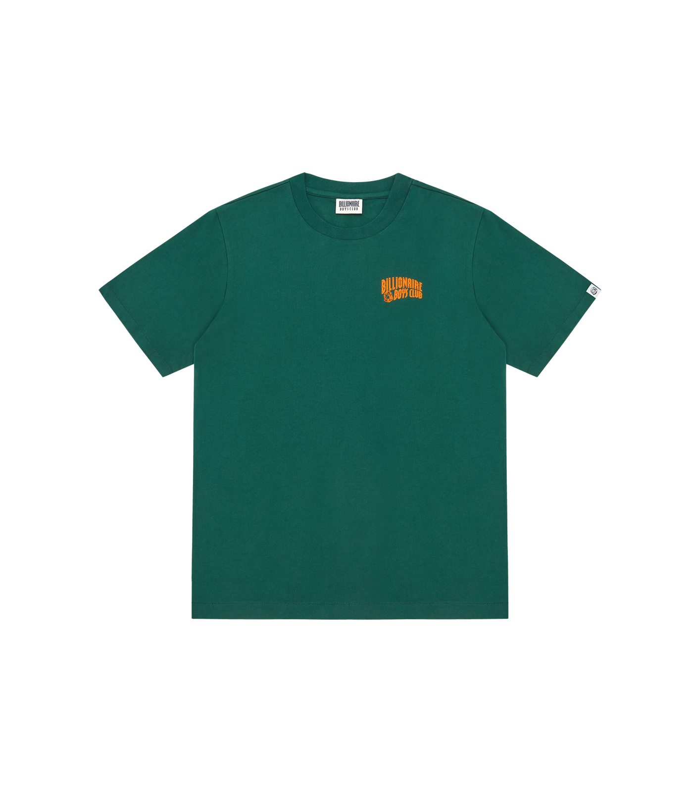 SMALL ARCH LOGO T-SHIRT - GREEN