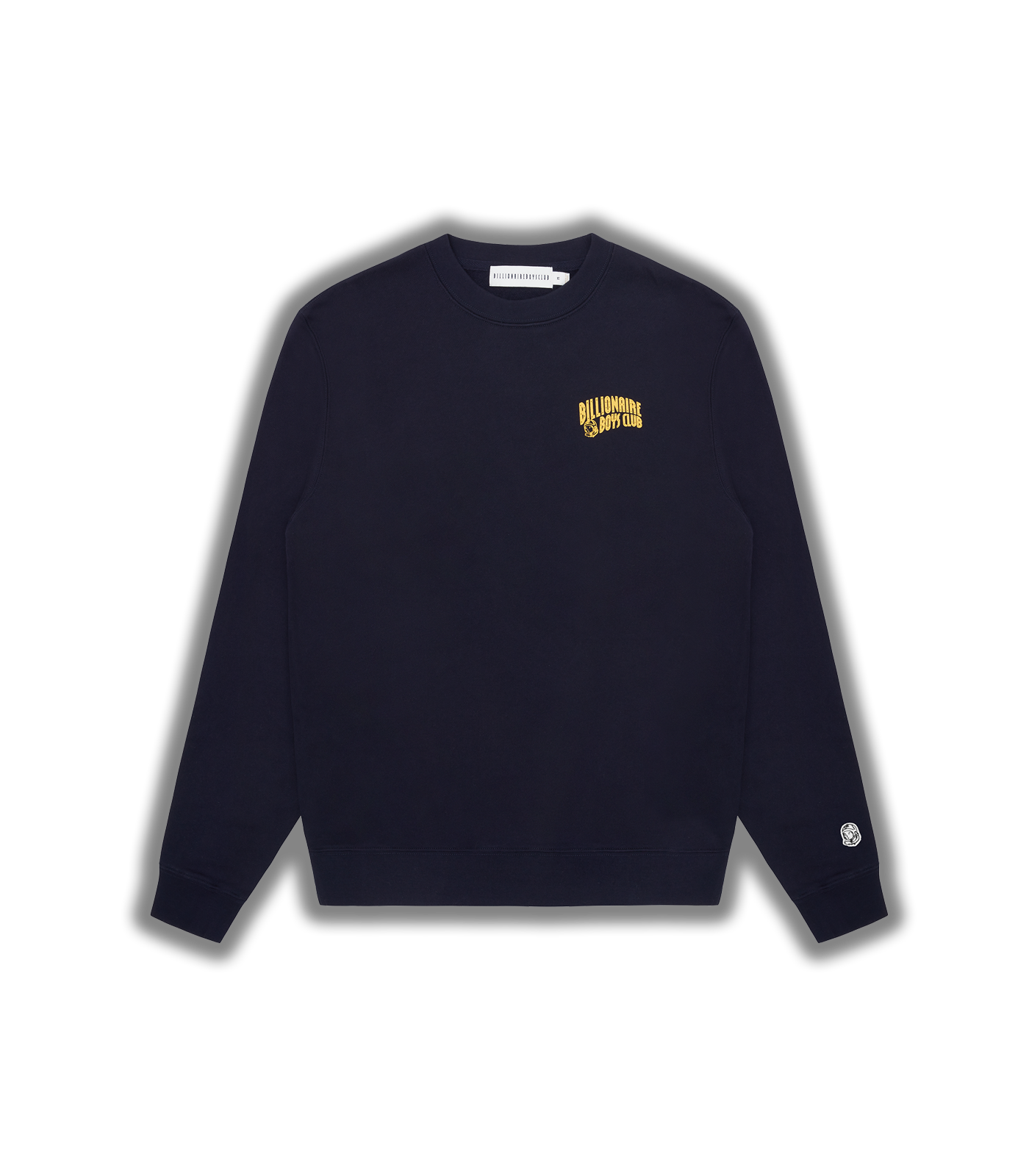 SMALL ARCH LOGO CREWNECK - NAVY