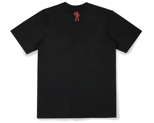 COMMEMORATIVE MISSION T-SHIRT - BLACK