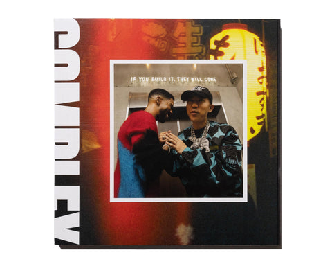 COMPLEX: NIGO® & KID CUDI IF YOU BUILD IT THEY WILL COME [LIMITED EDITION]
