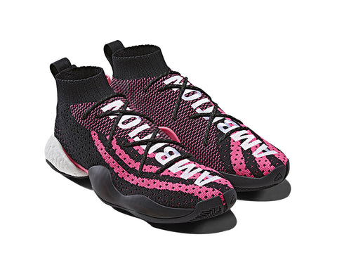 ADIDAS ORIGINALS = PHARRELL WILLIAMS CRAZY BYW LVL X - BLACK