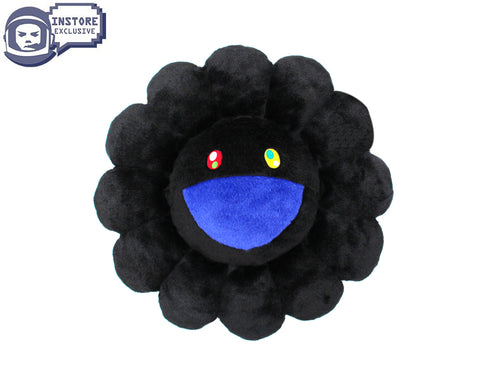 MURAKAMI MURAKAMI FLOWER CUSHION 60CM - BLACK