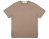 Billionaire Boys Club Fall '19 HEAVY PIQUE COTTON T-SHIRT- TAN