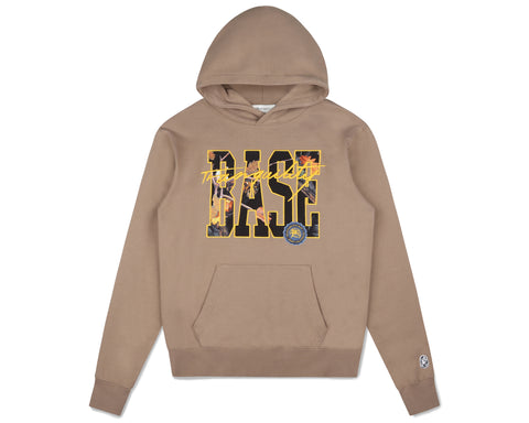 Billionaire Boys Club Fall '19 TRANQUILITY BASE POPOVER HOOD - SAND