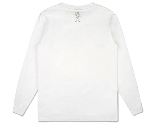 TREE CAMO SWATCH L/S T-SHIRT - WHITE