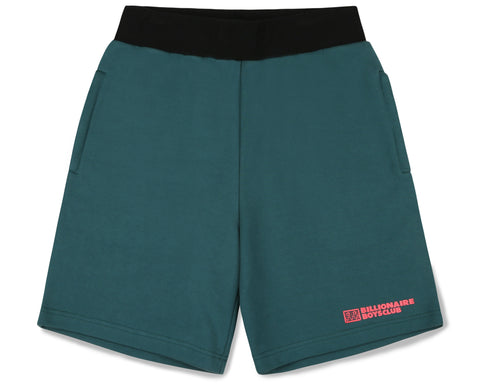 Billionaire Boys Club Fall '19 ROBOTIC LOGO SWEATSHORT - GREEN