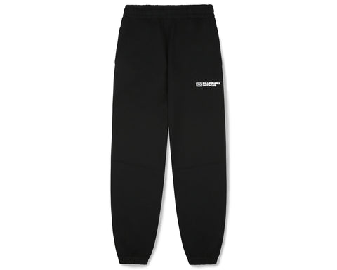 Billionaire Boys Club Fall '19 ROBOTIC LOGO PANELLED SWEATPANT - BLACK