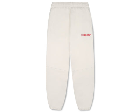 Billionaire Boys Club Fall '19 ROBOTIC LOGO PANELLED SWEATPANT - BONE