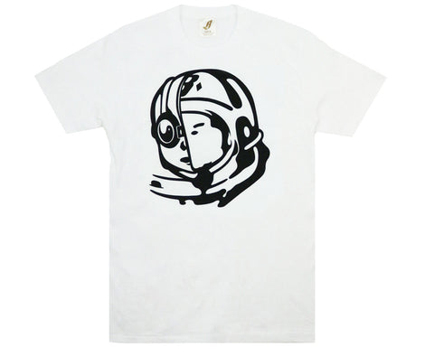 Billionaire Boys Club Pre-Spring '18 SPLIT HELMET S/S TEE - WHITE