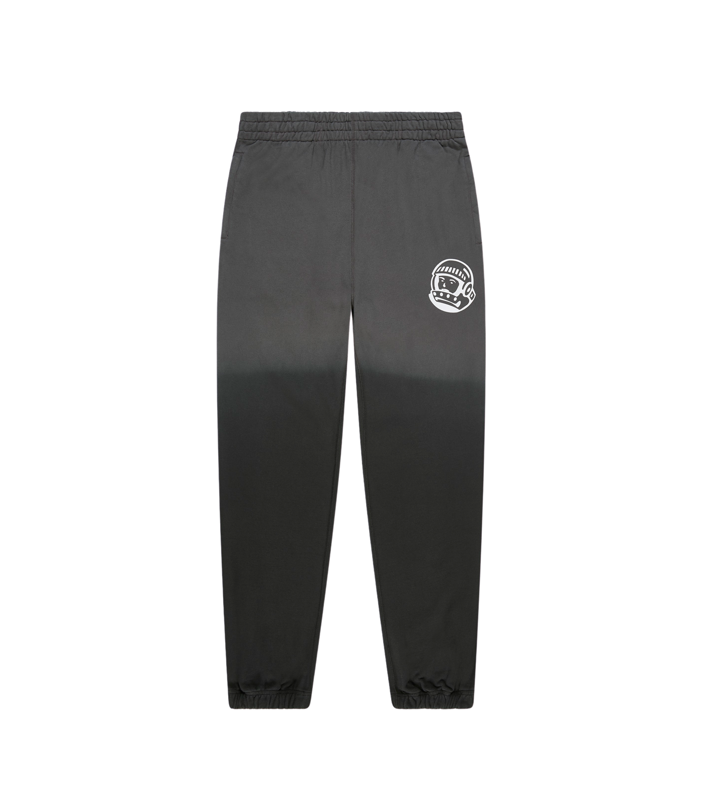 DIP DYE ASTRO SWEATPANTS - BLACK/GREY