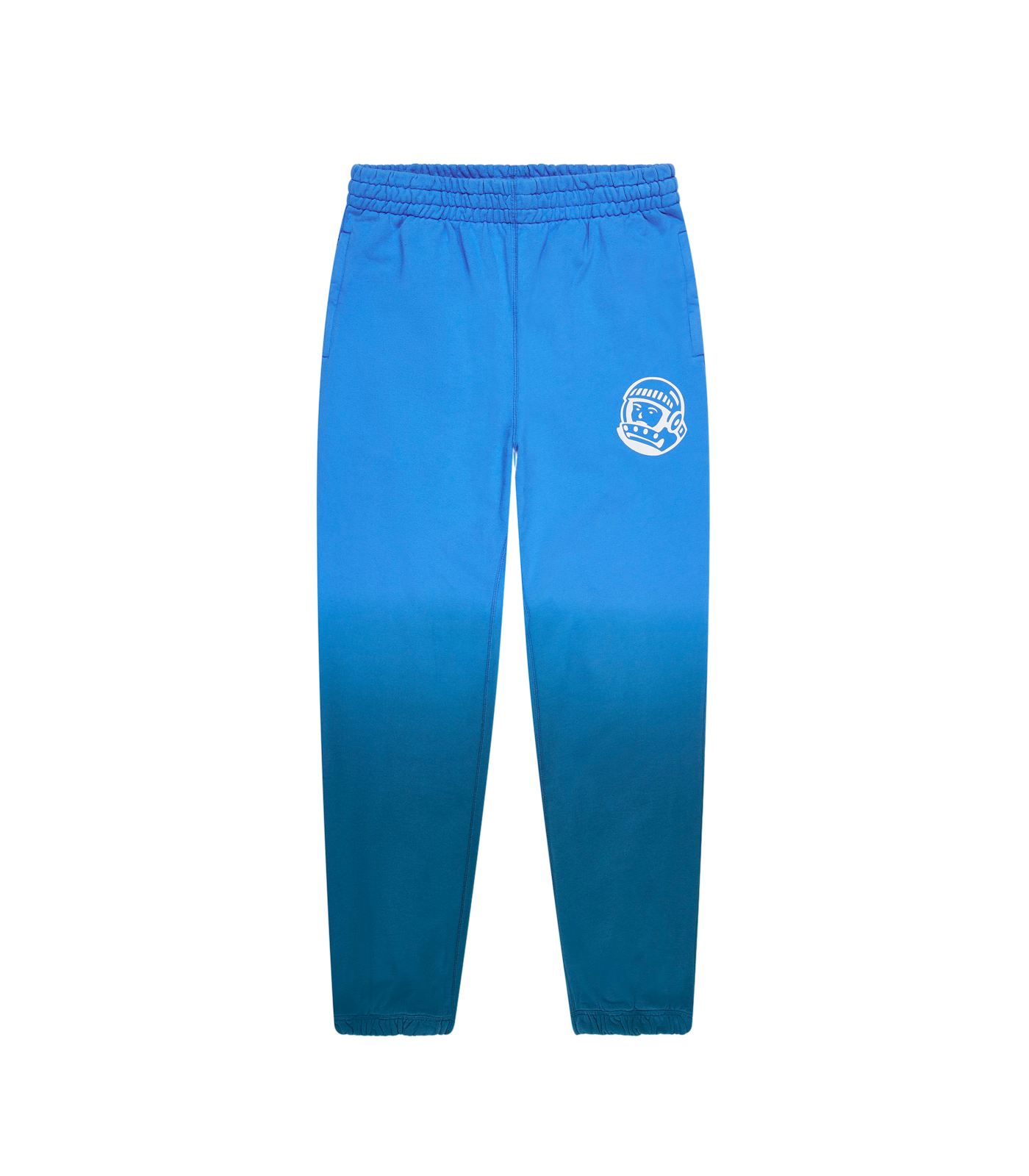 DIP DYE ASTRO SWEATPANTS - BLUE