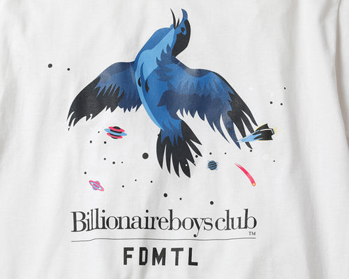 BIRD T-SHIRT - WHITE