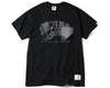 BBC X FDMTL POCKET T-SHIRT - BLACK