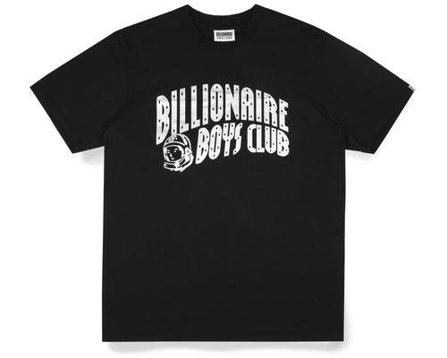 FOIL ANNIVERSARY GRAPHIC T-SHIRT - BLACK