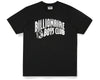 Billionaire Boys Club Fall '19 FOIL ANNIVERSARY GRAPHIC T-SHIRT - BLACK