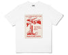 Billionaire Boys Club Fall '19 FROM PLANET EARTH PATCH S/S T-SHIRT - WHITE