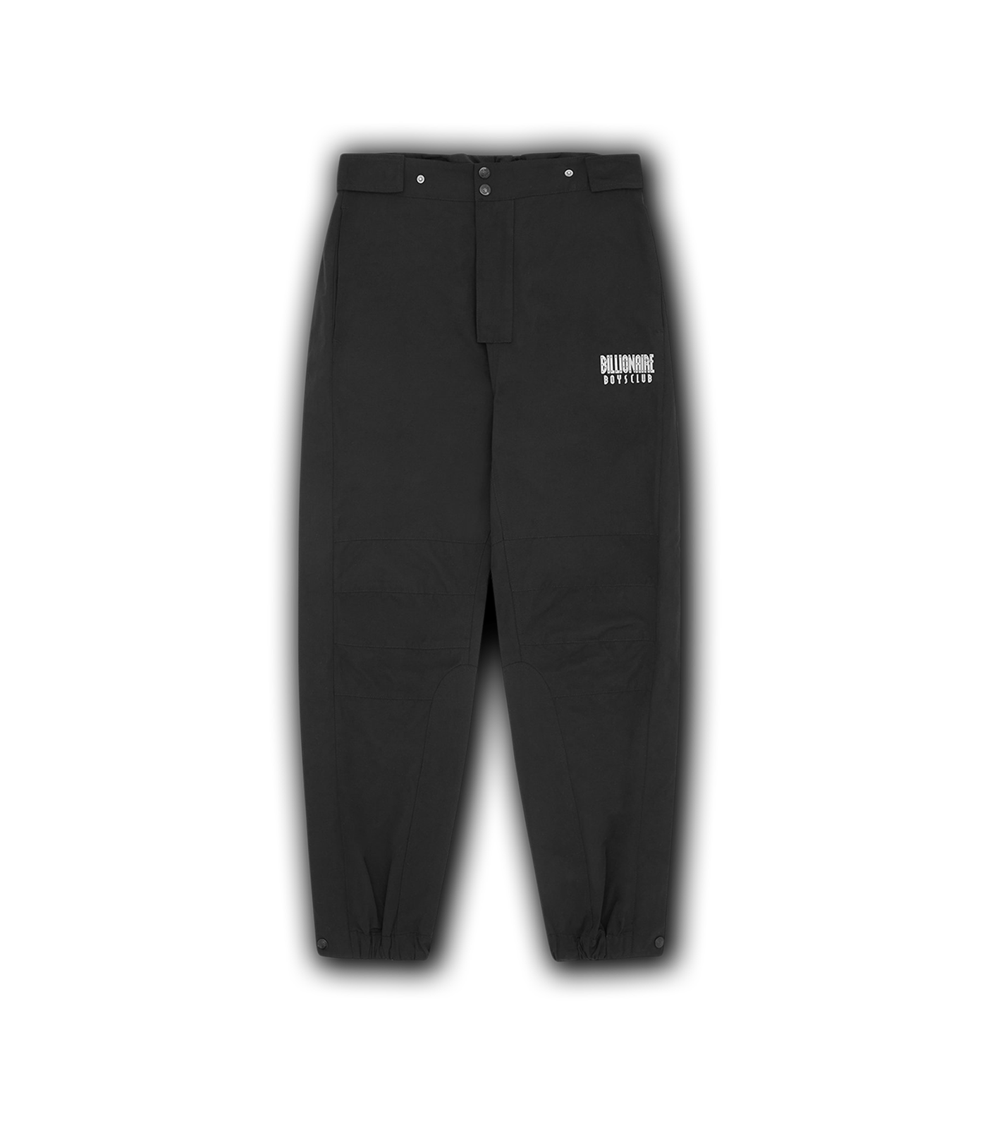 FULL ZIP TRACK PANT - BLACK