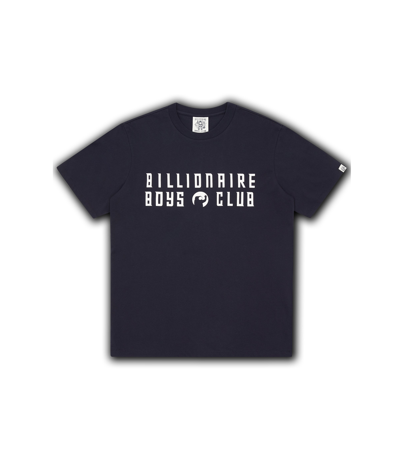 GREETINGS GRAPHIC T-SHIRT - NAVY