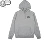 Billionaire Boys Club Classics SMALL ARCH LOGO HOODY - HEATHER GREY