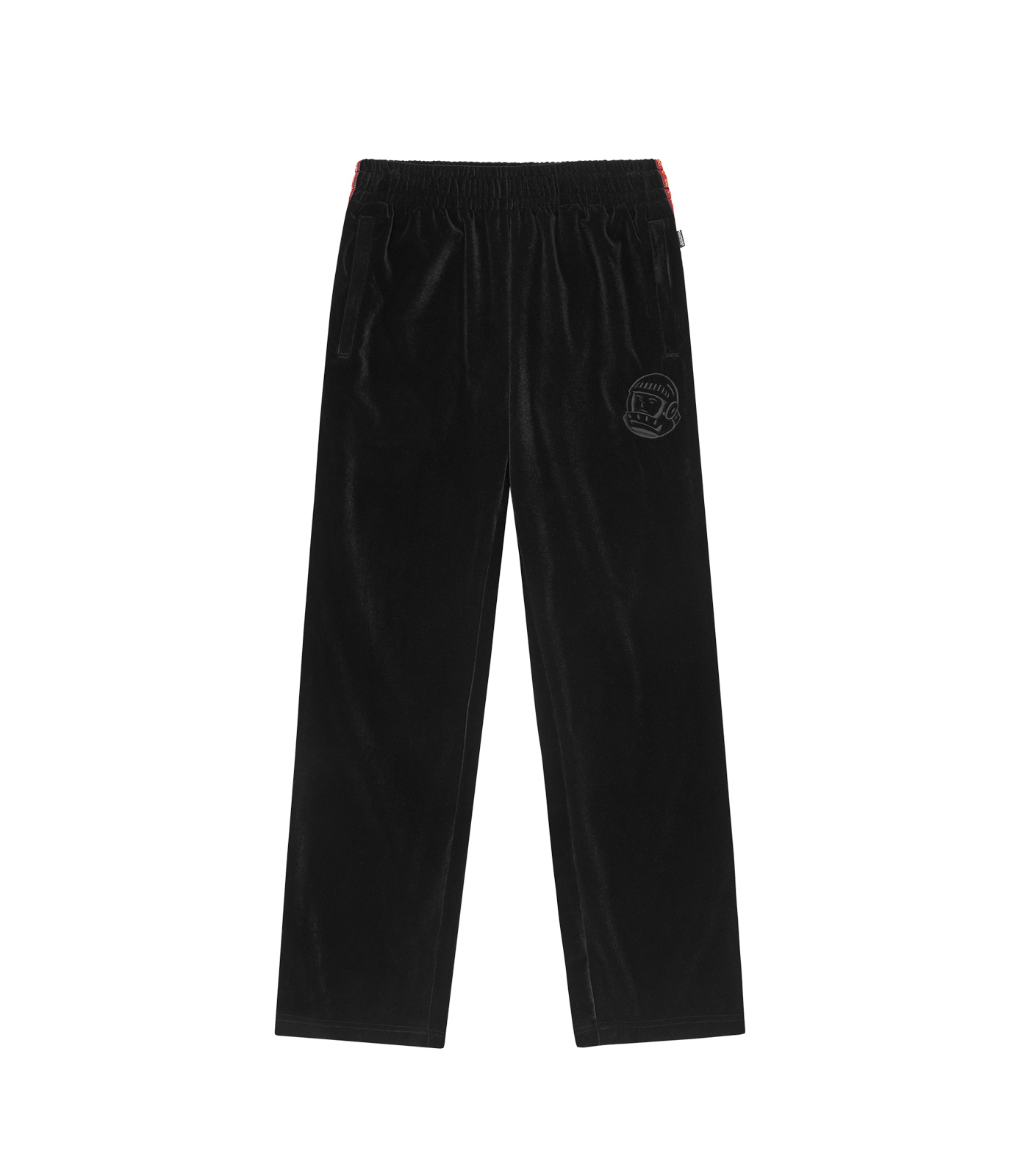 HEART & MIND TAPED JERSEY SWEATPANT - BLACK