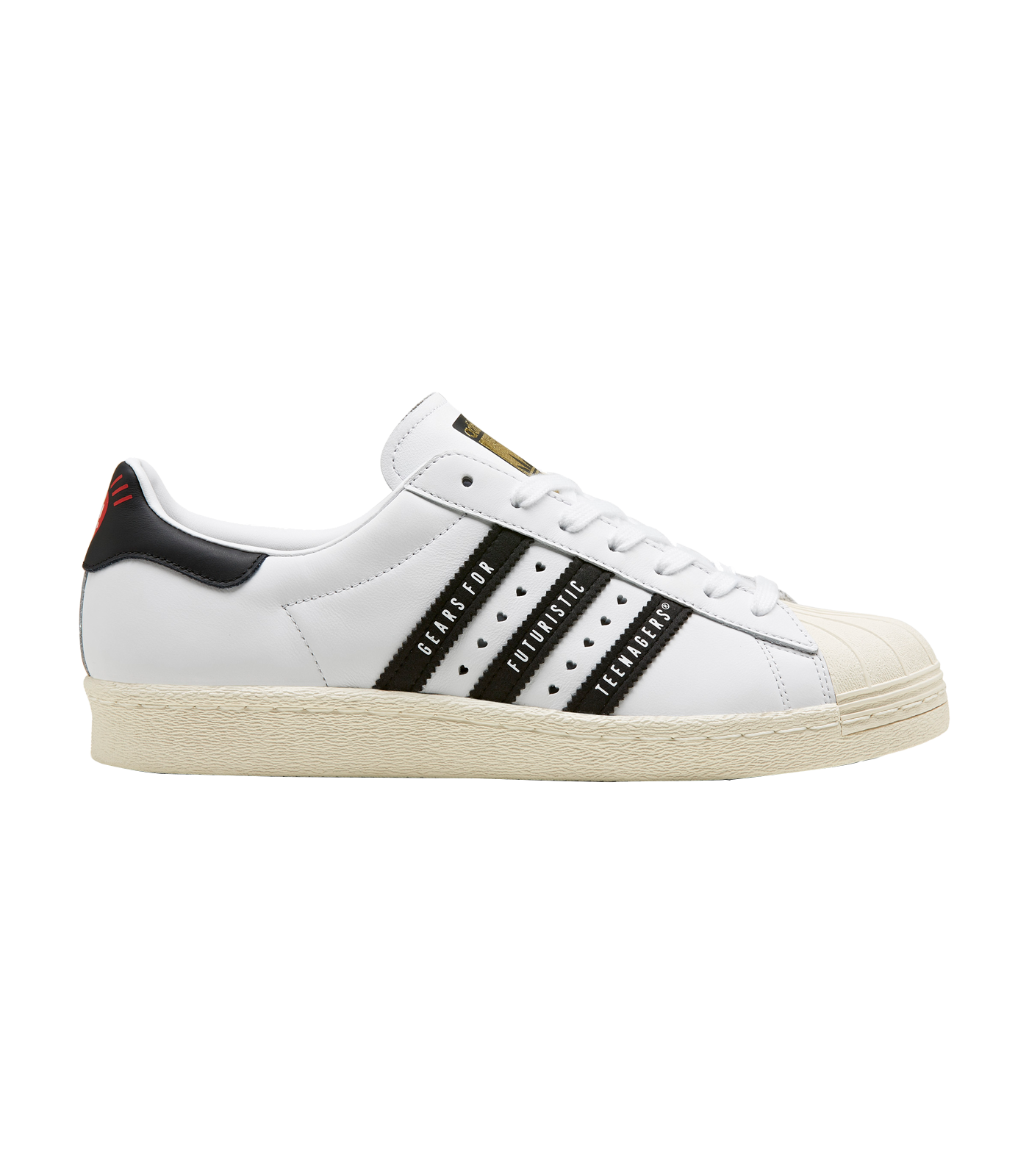SUPERSTAR - WHITE/BLACK