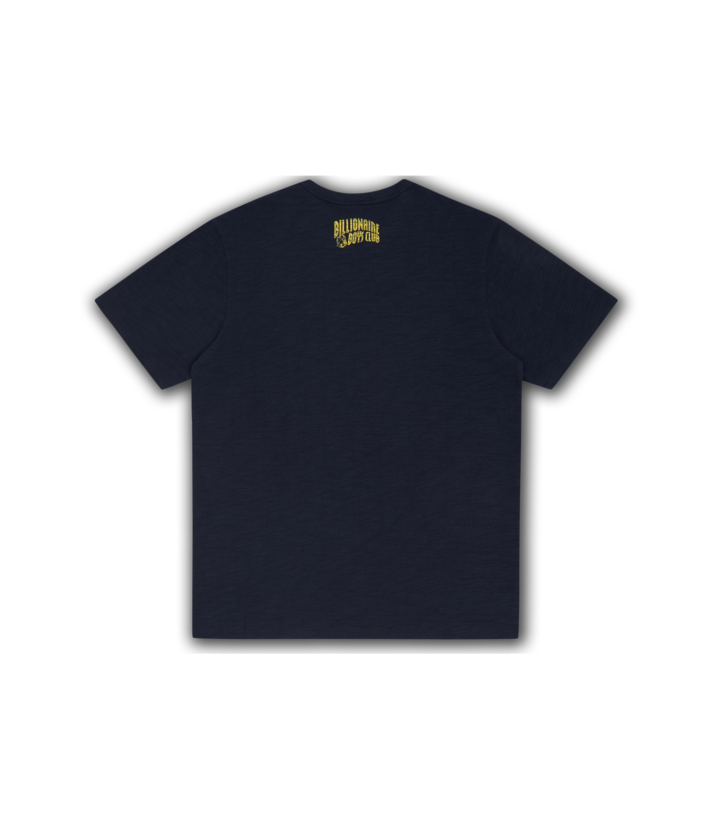 HEART & MIND SLUB T-SHIRT - NAVY