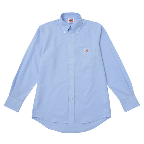 BBCICECREAM One Point Oxford Shirt - Blue